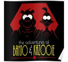 The Adventures of Banjo & Kazooie Poster