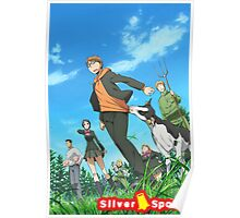 Silver Spoon ! Poster