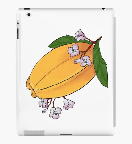 Star Fruit iPad Case/Skin