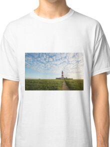 Happisburgh Lighthouse, Norfolk, UK. Classic T-Shirt