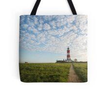 Happisburgh Lighthouse, Norfolk, UK. Tote Bag