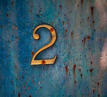 Lucky Number 2 by Andrew Bret Wallis