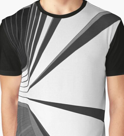 Zaha Hadid in City of London Graphic T-Shirt