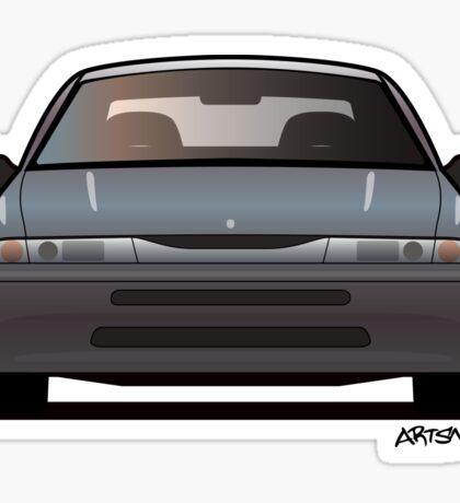 Modern Japanese Icons: Subaru Alcyone SVX Sticker