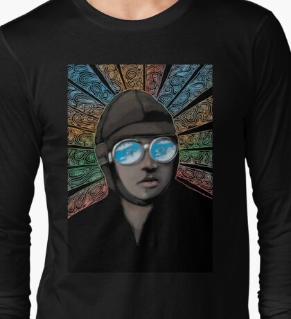 The Aviator Long Sleeve T-Shirt