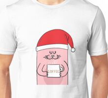 Christmas Coffee Unisex T-Shirt