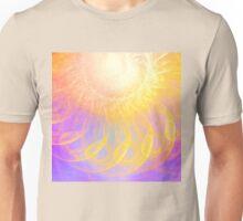 Sunny #Fractal Art Unisex T-Shirt