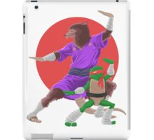 Father and Son iPad Case/Skin