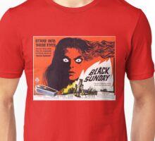 Black Sunday Unisex T-Shirt