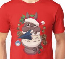 Totoro's Christmas Unisex T-Shirt