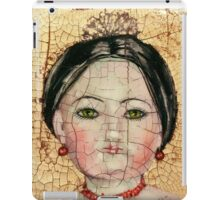 """""""Nothing to Fix #4"""" (Spanish Dancing doll) iPad Case/Skin"""