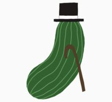 fancy pickle (without definition) by SunflowerPop