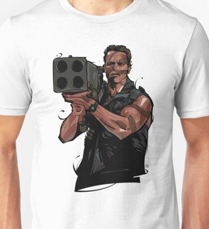 Commando-1 Unisex T-Shirt