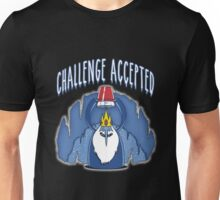 Challenge Time (collab with manospd Unisex T-Shirt