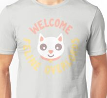 Welcome Feline Overlords Unisex T-Shirt