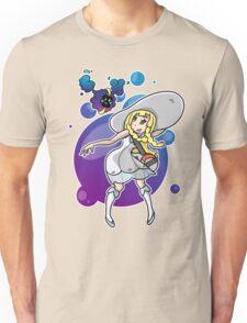Pokemon Sun/Moon - Lillie and Nebby Unisex T-Shirt