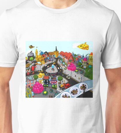 Cheeseton Unisex T-Shirt