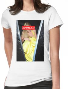 Spoiled Womens Fitted T-Shirt