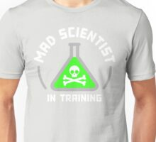 Mad Scientist in Training Unisex T-Shirt