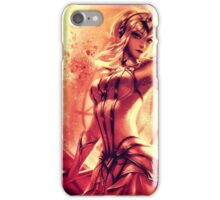 Elementalist Lux Fire iPhone Case/Skin