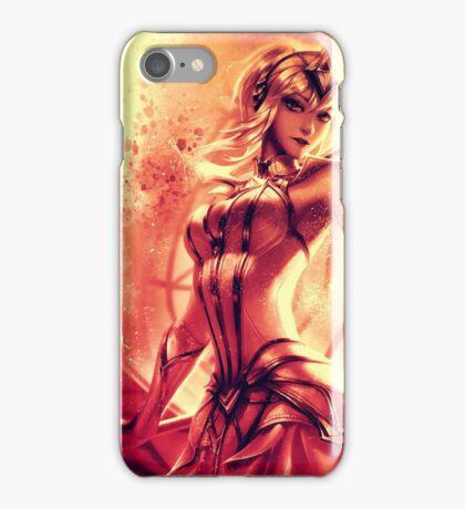 Elementalist Lux Fire iPhone Case/Skin