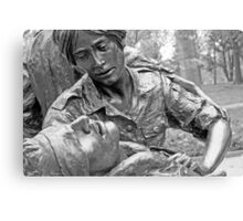 A Woman In Vietnam Canvas Print