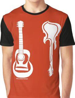 Acoustic vs Electric Graphic T-Shirt