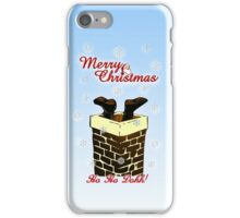 Ho Ho Dohh! iPhone Case/Skin