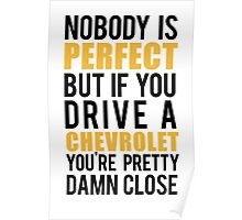 Chevrolet Owners Poster