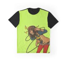Kamala Khan Graphic T-Shirt
