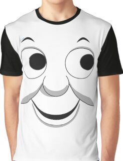Percy cheeky face Graphic T-Shirt