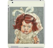 """I'm Afraid if You Find Out How Bad It Is, That You'll Say I Brought It On Myself"" iPad Case/Skin"