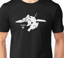 Macross Robotech Valkyrie Stencil Unisex T-Shirt