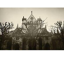 The Church of Saint-Germain l'Auxerrois, Paris Photographic Print