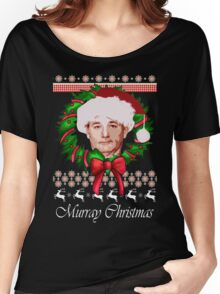 Classic Murray Christmas  Women's Relaxed Fit T-Shirt