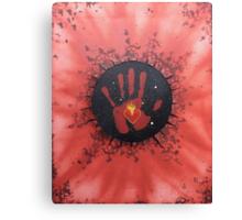 Precious Blood Canvas Print