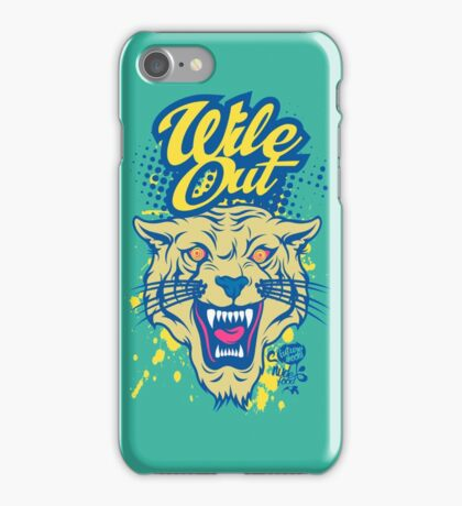 Wile Out iPhone Case/Skin