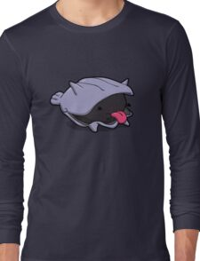 Number 90 - Little Shell Dude Long Sleeve T-Shirt