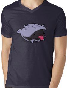 Number 90 - Little Shell Dude Mens V-Neck T-Shirt