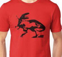 Dino VS Unicorn Unisex T-Shirt