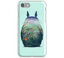 Nature Totoro iPhone Case/Skin