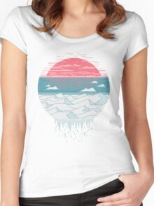 The Great Thaw Women's Fitted Scoop T-Shirt