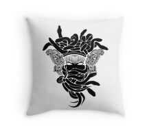 Gucci Medusa Throw Pillow