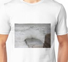 Grey Skies over Brighton as storm Angus makes landfall Unisex T-Shirt