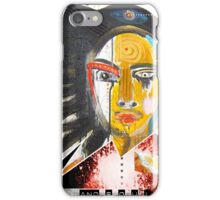 yellow bruxa iPhone Case/Skin