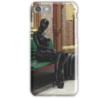 Rubber Holiday iPhone Case/Skin