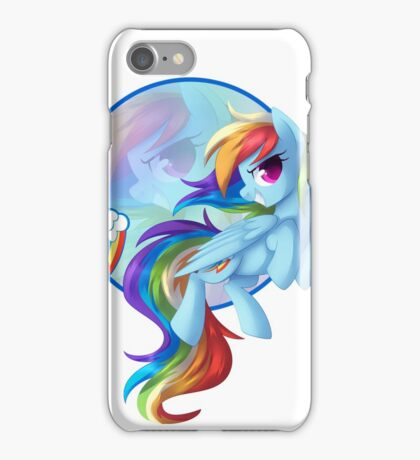 Dash! iPhone Case/Skin