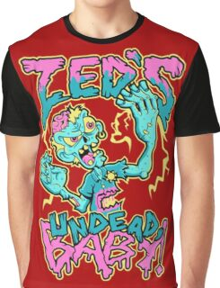 Undead Zed Graphic T-Shirt