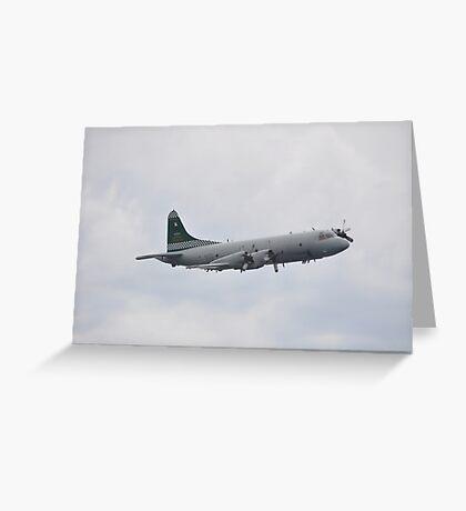 Catalina Festival, Australia 2016 -RAAF P3 Orion Greeting Card