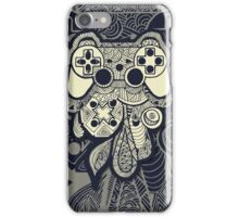 Games Console iPhone Case/Skin